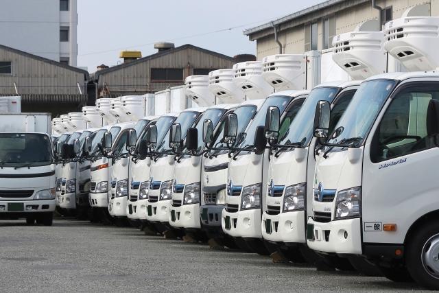 40代のトラック運転手の年収は!?