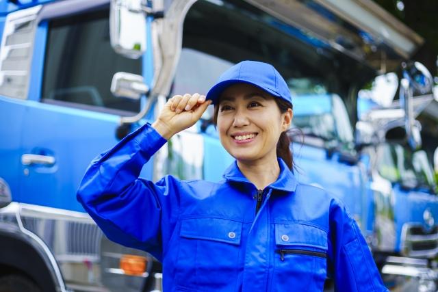 大型トラックに転職するのに未経験でも大丈夫か?