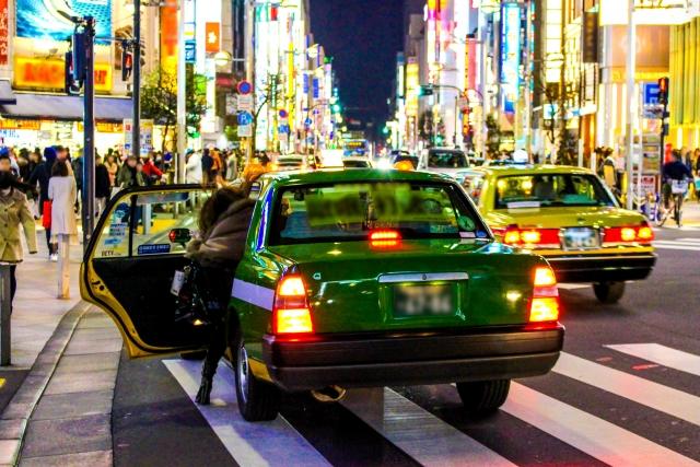 タクシードライバーはコミュ障でもなれる!?