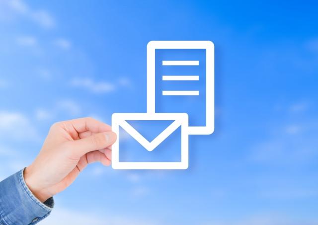 転職でメールは書類送付に絶対必要