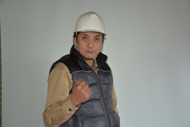 住み込みのガテン系の仕事